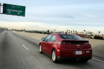 Chevrolet Volt is eligible for HOV lanes in California