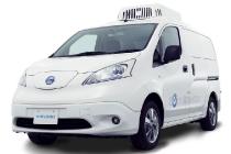 Al Tokyo Motor Show Nissan presenta due concept LCV: il veicolo paramedico e il van e-NV200 Fridge 100% elettrico