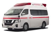 Nissan Paramedic Concept Nissan Paramedic Concept