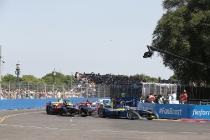 2014 Formula E  Buenos Aires e-Prix, Argentina Saturday 10 January 2015.  Photo: Sam Bloxham/LAT/Formula E ref: Digital Image _14P8074