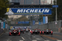 FIA Formula E Championship 2015/16. Beijing ePrix, Beijing, China.  Race Beijing, China, Asia. Saturday 24 October 2015 Photo: Sam Bloxham / LAT / FE ref: Digital Image _SBL7727