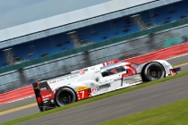 WEC 6 Hours of Silverstone 2015
