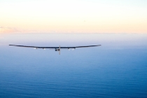 Solar Impulse undertakes a maintenance flight in Hawaii, United States of America