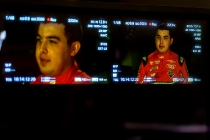 2016/2017 FIA Formula E Championship. Vegas eRace, Las Vegas, Nevada, United States of America. Wednesday 4 January 2017.  Photo: Alastair Staley/LAT/Formula E ref: Digital Image 580A0916