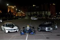2016/2017 FIA Formula E Championship. Vegas eRace, Las Vegas, Nevada, United States of America. Thursday 5 January 2017.  Photo: Alastair Staley/LAT/Formula E ref: Digital Image 580A1313