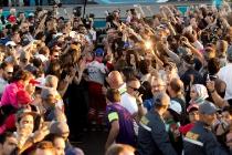 2016/2017 FIA Formula E Championship. Marrakesh ePrix, Circuit International Automobile Moulay El Hassan, Marrakesh, Morocco. Saturday 12 November 2016. Felix Rosenqvist (SWE), Mahindra Racing, Spark-Mahindra, Mahindra M3ELECTRO.  Photo: Alastair Staley/LAT/Formula E ref: Digital Image 585A5027