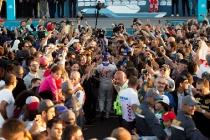 2016/2017 FIA Formula E Championship. Marrakesh ePrix, Circuit International Automobile Moulay El Hassan, Marrakesh, Morocco. Saturday 12 November 2016. Sam Bird (GBR), DS Virgin Racing, Spark-Citroen, Virgin DSV-02.  Photo: Alastair Staley/LAT/Formula E ref: Digital Image 585A5052