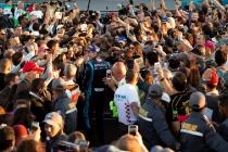 2016/2017 FIA Formula E Championship. Marrakesh ePrix, Circuit International Automobile Moulay El Hassan, Marrakesh, Morocco. Saturday 12 November 2016. Sebastien Buemi (SUI), Renault e.Dams, Spark-Renault, Renault Z.E 16.  Photo: Alastair Staley/LAT/Formula E ref: Digital Image 585A5077