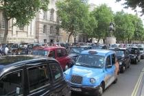 protesta_taxi_anti_uber_londra