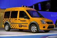 2011 Ford Transit Connect Taxi Debut at 2010 Chicago