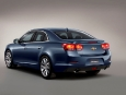 All-new 2013 Chevrolet Malibu LTZ-China Model