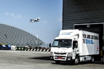 FUSO Canter E-Cell Event, 10th July 2014