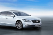 All-new Buick LaCrosse Hybrid Electric Vehicle (HEV)