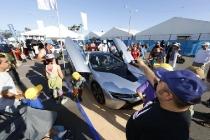 2014/2015 FIA Formula E Championship. Long Beach ePrix, Long Beach, California, United States of America. Sunday 5 April 2015  Photo: Jed Leicester/LAT/Formula E ref: Digital Image _JL11527
