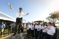 2014/2015 FIA Formula E Championship. Long Beach ePrix, Long Beach, California, United States of America. Sunday 5 April 2015  Photo: Jed Leicester/LAT/Formula E ref: Digital Image _JL11549