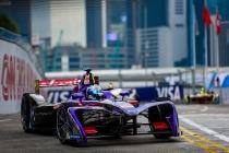 | Photographer: Dan Bathie| Event: Hong Kong ePrix| Circuit: Hong Kong| Location: Hong Kong| Series: FIA Formula E| Season: 2016-2017| Country: HK| |Driver: Sam Bird| Team: DS Virgin Racing| Number: 2| Car: Virgin DSV-02|