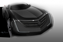 The Elmiraj Concept expresses Cadillac designers' vision for the future of performance driving and the top of the brand's expanding range.  Designers at the company's California studio penned the interior and exterior of the concept car, which elevates and evolves Cadillac's Art & Science design philosophy.