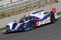 Toyota Hybrid Racing Testing