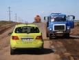 Mercedes-Benz B-Class F-Cell;Astana to Petropavlovsk