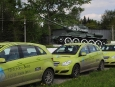 Mercedes-Benz B-Class F-Cell; Moscow to Tvar