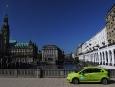 Mercedes-Benz B-Class F-Cell; Hamburg to Berlin