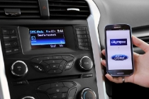 Ford drivers with SYNC® AppLink?