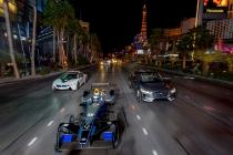 2016/2017 FIA Formula E Championship. Vegas eRace, Las Vegas, Nevada, United States of America. Thursday 5 January 2017.  Photo: Alastair Staley/LAT/Formula E ref: Digital Image 585A1483