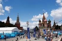 2014/2015 FIA Formula E Championship. Moscow ePrix, Moscow, Russia. Saturday 6 June 2015  Photo: Zak Mauger/LAT/Formula E ref: Digital Image _L0U1055