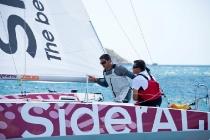 Mini - Round Sardinia Race 2015  SIDERAL - Andrea Fornaro