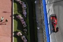 2014 FIA Formula E Championship. Punta del Este ePrix, Uruguay.  Photo: Zak Mauger/LAT/FE ref: Digital Image _L0U0337