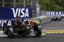 2014/2015 FIA Formula E Championship. London e-Prix, Battersea Park, London, UK. Saturday 27 June 2015. World Copyright: Steven Tee/LAT Photographic/Formula E. ref: Digital Image _L4R0235