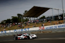 Le Mans Test Day 2014