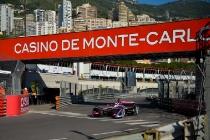 Driver: Jose Maria Lopez  Team: DS Virgin Racing  Number: 37   Car: Virgin DSV-02 Session: FP1  Photographer: Lou Johnson  Event: Monaco ePrix  Circuit: Circuit de Monaco  Location: Monaco  Series: FIA Formula E  Season: 2016-2017  Country: MC 