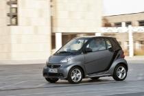 smart MOPF2, W451, Pulse Coupe, Antrazith matt