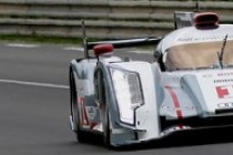 WEC - 24h Le Mans test day 2012