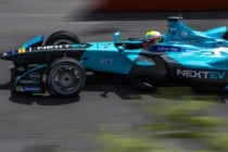 Oliver Turvey (GBR) NEXTEV TCR Formula E Team at 2015 Formula E World Championship, Rd4, Buenos Aires e-prix, 5 February 2016