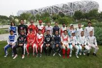 FIA Formula E Thursday Press Conference Beijing E-Prix, China Friday 12 September 2014.  Photo: Malcolm Griffiths LAT/ Formula E ref: Digital Image A50A7918