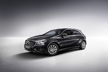 A 180 CDI BlueEFFICIENCY Edition (W 176) 2012, kosmosschwarz