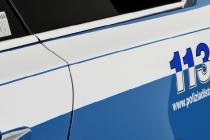 Peugeot 508 RXH Polizia