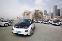 BMW i3 LAPD Vehicles