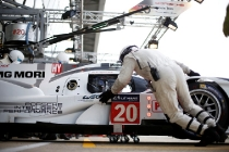 during the 2014 Le Mans 24 hours test day, on June 1st 2014, at Le Mans circuit, France. Photo Florent Gooden / DPPI
