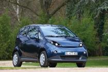 AUTOLIB - BLUE CAR - VAUCRESSON (FRA) - 07/02/2013 - PHOTO : LE MEUR - LENORMAND / DPPI pour AUTOLIB -