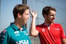 2017/2018 FIA Formula E Championship. Official Test - Valencia, Spain Tuesday 3 October 2017. Daniel Juncadella (ESP), Mahindra Photo: Alastair Staley/LAT/Formula E ref: Digital Image 580A4250