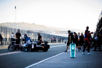 2017/2018 FIA Formula E Championship. Official Test - Valencia, Spain Tuesday 3 October 2017. Michael Benyahia (MOR) Venturi Formula E Team, Venturi VM200-FE-03  Photo: Sam Bloxham/LAT/Formula E ref: Digital Image _J6I9333