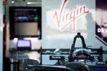 2017/2018 FIA Formula E Championship. Official Test - Valencia, Spain Tuesday 3 October 2017. Sam Bird (GBR), DS Virgin Racing, DS Virgin DSV-03  Photo: Sam Bloxham/LAT/Formula E ref: Digital Image _J6I9425