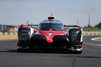 Le Mans 24 Hours Test