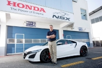 """""""Its like finding your perfect dance partner"""" Honda engineer Ted Klaus gives an insight into the genesis of the new NSX"""