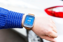 The MyFord Mobile app for Android Wear allows owners of EVs and plug-in hybrid vehicles to check their car's mileage, charging status, vehicle manual and more from their wrist.