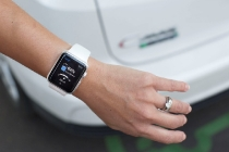 The MyFord Mobile app for Apple Watch allows owners of EVs and plug-in hybrid vehicles to check their car's mileage, charging status, vehicle manual and more from their wrist.