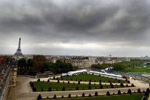 Qualifying Session.  Paris e-Prix,  Paris, France, Europe. Saturday 23 April 2016 Photo: Steven Tee /LAT/FE ref: Digital Image _H7I8134